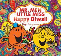 Mr. Men Little Miss Happy Diwali