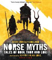 Norse Myths: Tales of Odin, Thor and...
