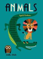 Animals: A stylish big picture book...