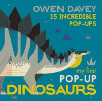 My First Pop-Up Dinosaurs: 15...