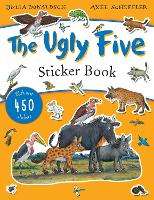 The Ugly Five Sticker Book