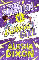 Lightning Girl 3: Secret Supervillain
