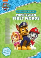 Wipe-Clean First Words