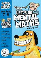Let's do Mental Maths for ages 7-8:...