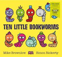 Ten Little Bookworms: World Book Day...