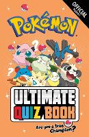 Pokemon Ultimate Quiz Book