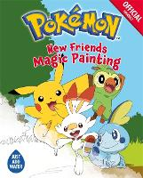 Pokemon: New Friends Magic Painting