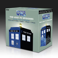 Doctor Who Collection : The Lost TV...