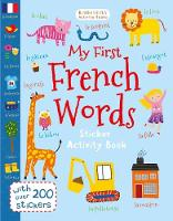My First French Words (with stickers)