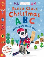 Panda Claus Christmas ABC Activity ...