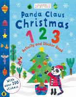 Panda Claus Christmas 123 Activity ...
