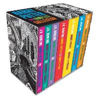 Harry Potter Boxed Set: The Complete...