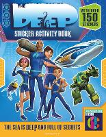 The Deep Sticker Activity Book
