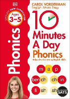 10 Minutes A Day Phonics Ages 3-5 Key...