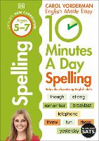 10 Minutes A Day Spelling Ages 5-7 ...