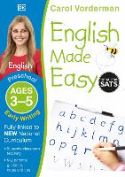 English Made Easy Early Writing Ages...