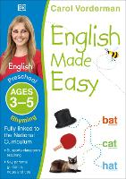 English Made Easy Rhyming Ages 3-5...