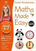 Maths Made Easy Ages 6-7 Key Stage 1...