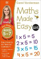 Maths Made Easy Times Tables Ages 5-7...