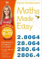Maths Made Easy Decimals Ages 9-11 ...