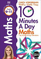 10 Minutes a Day Maths Ages 9-11 Key...