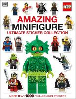 LEGO Amazing Minifigure Ultimate...