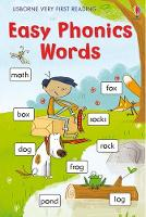 Easy Phonic Words Very First Reading...