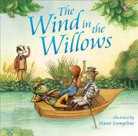 The Wind in the Willows picture book...