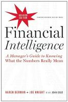 Financial Intelligence, Revised...