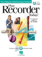 Play Recorder Today!: A Complete ...