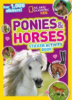 Ponies and Horses Sticker Activity...