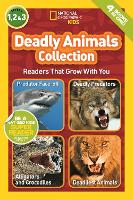 Deadly Animals Collection (National...