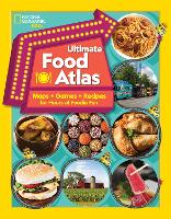 Ultimate Food Atlas: Maps, Games,...