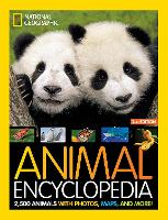Animal Encyclopedia: 2,500 Animals...