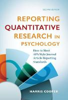 Reporting Quantitative Research in...