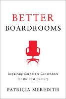 Better Boardrooms: Repairing ...