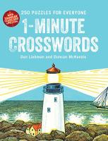 1-Minute Crosswords: 250 Puzzles for...