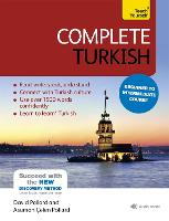 Teach yourself complete Turkish -...