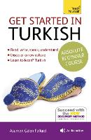 Teach Yourself Get started in Turkish