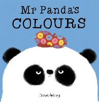 Mr Panda's Colours Board Book