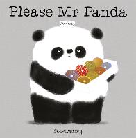 Please Mr Panda Board Book