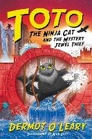 Toto the Ninja Cat and the Mystery...