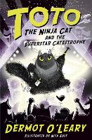 Toto the Ninja Cat and the Superstar...