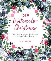 DIY Watercolor Christmas: Easy...