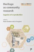 Heritage as Community Research:...
