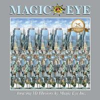 Magic Eye 25th Anniversary Book