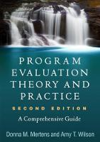 Program Evaluation Theory and...