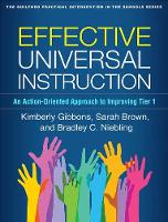 Effective Universal Instruction: An...