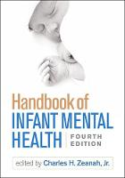 Handbook of Infant Mental Health,...