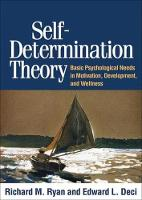 Self-Determination Theory: Basic...